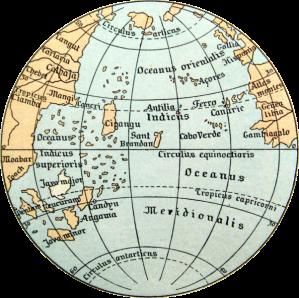 Martin Behaim Map