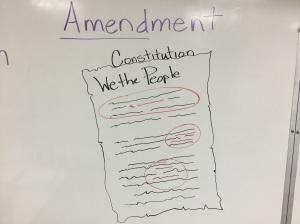 Amendment Drawing