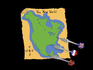 Big Three Map By Justin Weinmann
